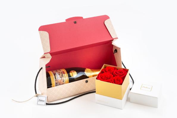 Rosenbox Sparkling Bag